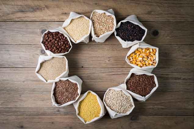 Around My Gluten-Free Table 10 Grains